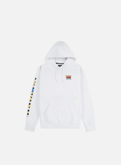 Hooded Sweatshirts Vans The Simpsons Family Hoodie