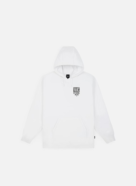 Vans Type Stacker Over Hoodie