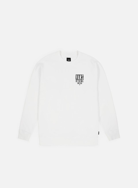 Vans Type Stacker Oversize Crewneck