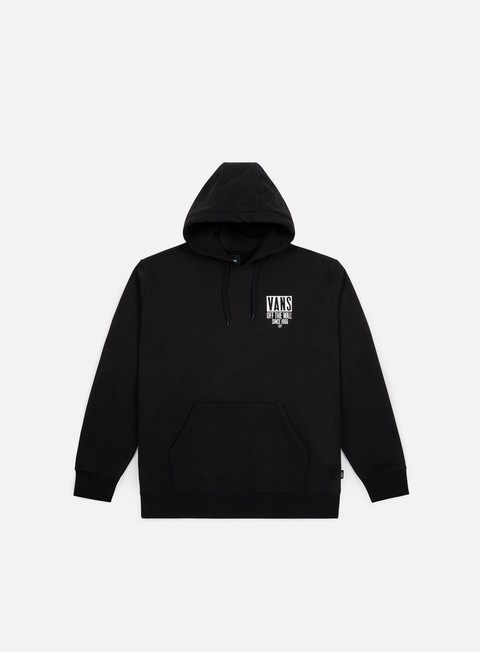 Hooded Sweatshirts Vans Type Stacker Oversize Hoodie