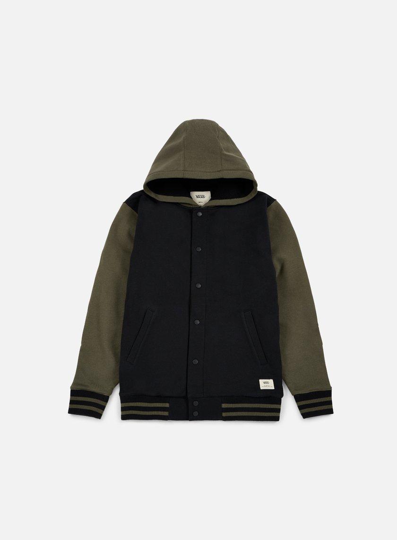 9081668360 VANS University II Sherpa Hoodie € 89 Hooded Sweatshirts