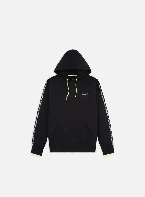 Hooded Sweatshirts Vans Vans Reflective Colorblock Hoodie