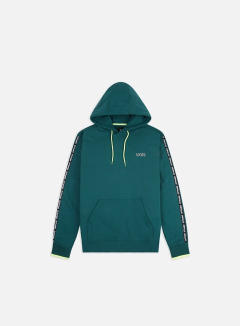 Hooded Sweatshirts Vans Vans Reflective Colorblock Hoodie