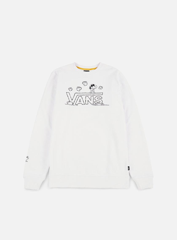 79c2c4561e VANS Vans x Peanuts Crewneck € 48 Crewneck Sweatshirts