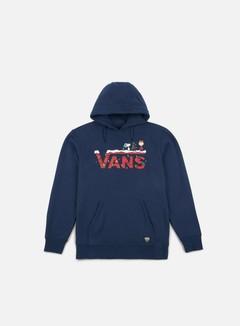 Vans - Vans x Peanuts Hoodie, Dress Blues 1