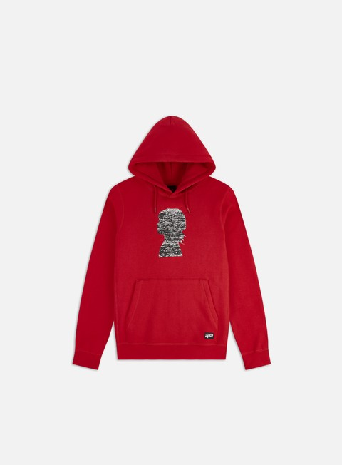 Hooded Sweatshirts Vans Vault Jim Goldberg Silhouette Hoodie