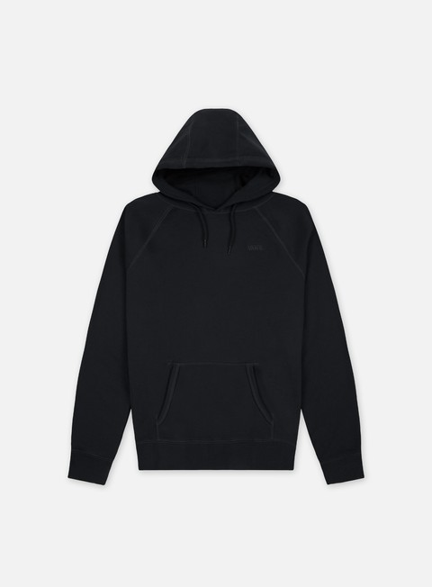 felpe vans versa hoodie black