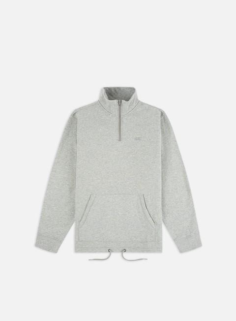 Zip Sweatshirts Vans Versa Quarter Zip Sweatshirt