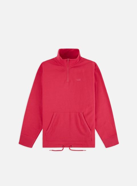 Vans Versa Quarter Zip Sweatshirt