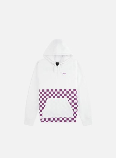 Hooded Sweatshirts Vans Versa Qzip Hoodie