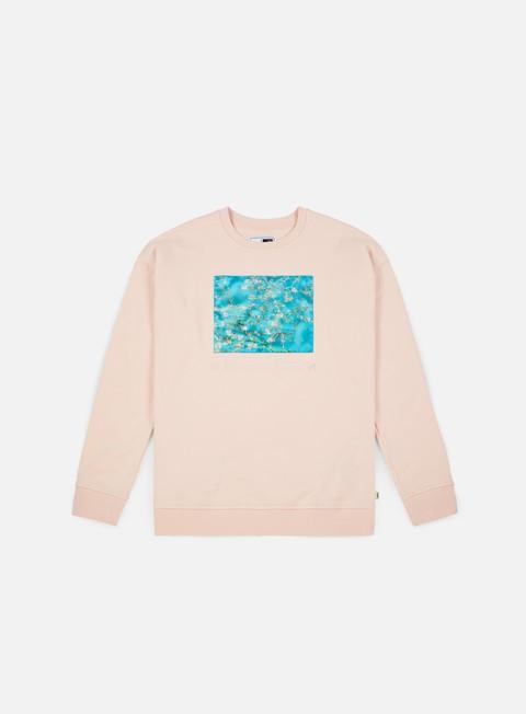 Crewneck Sweatshirts Vans WMNS Almond Blossom Crewneck
