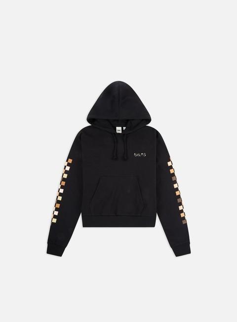 Hooded Sweatshirts Vans WMNS BCA Crop Hoodie