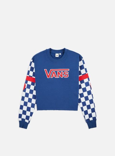 Crewneck Sweatshirts Vans WMNS BMX Crewneck