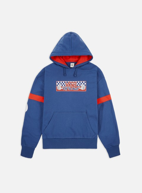 Sale Outlet Hooded Sweatshirts Vans WMNS BMX Hoodie