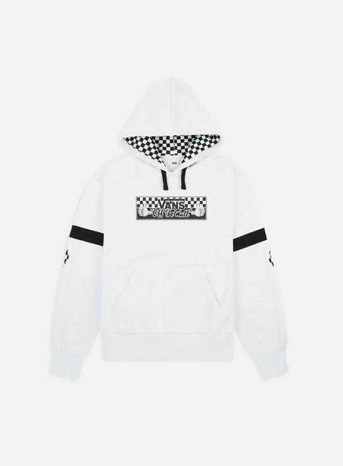 Hooded Sweatshirts Vans WMNS BMX Hoodie