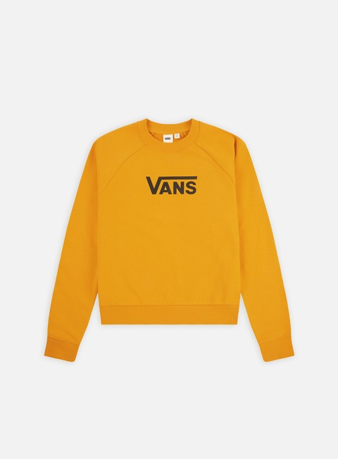 Felpe Girocollo Vans WMNS Flying V FT Boxy Crewneck