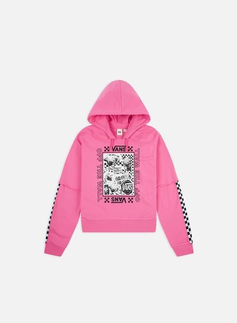 Hooded Sweatshirts Vans WMNS Lady Vans Sting Hoodie