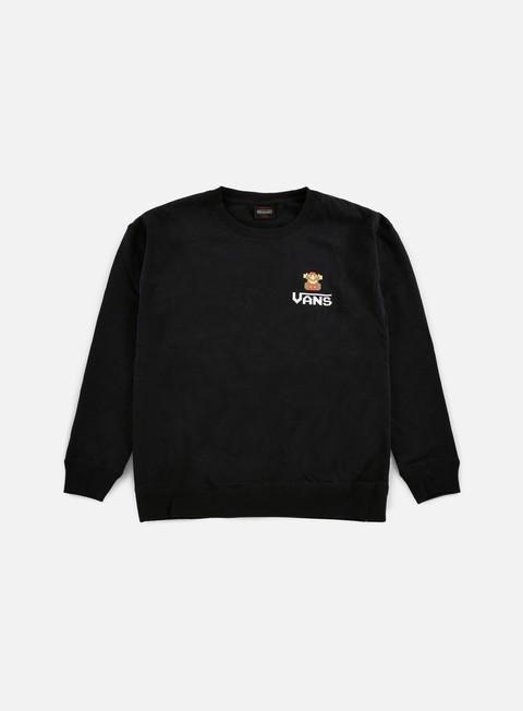 Sale Outlet Crewneck Sweatshirts Vans WMNS Mariover Fleece