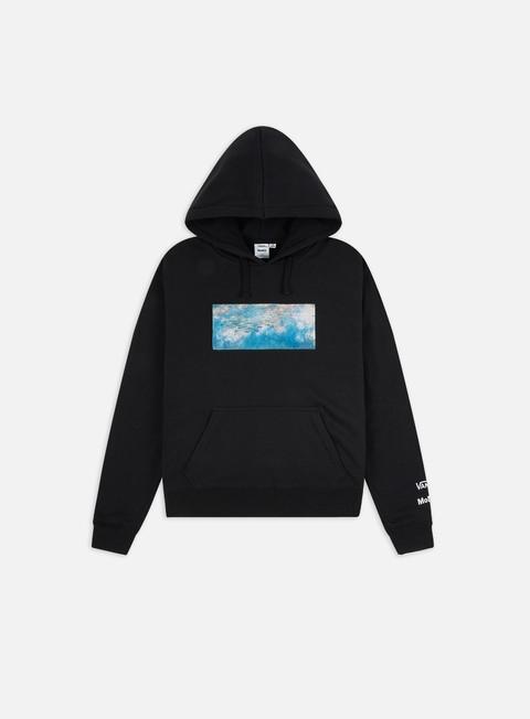 Hooded Sweatshirts Vans WMNS MoMA Monet Fleece Hoodie