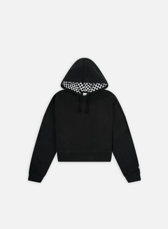 Vans WMNS Straightened Out Cropped Hoodie
