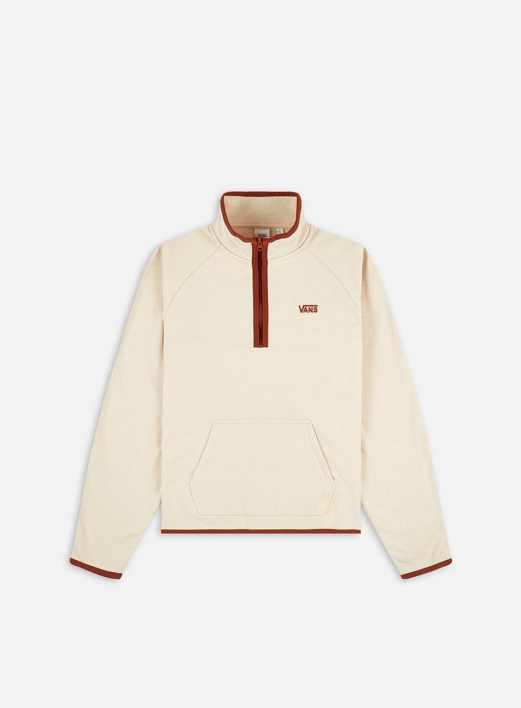 Vans WMNS Surf Supply Half Zip Sweatshirt