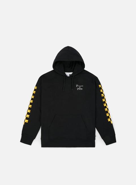 felpe vans wmns van gogh skull hoodie black