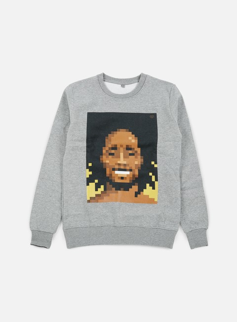 Sale Outlet Crewneck Sweatshirts Very Important Pixels Bob Crewneck