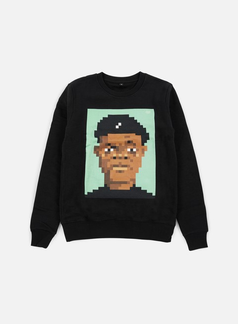 Sale Outlet Crewneck Sweatshirts Very Important Pixels Samuel Crewneck