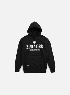 Zoo York - Beat Oh Hoody, Anthracite 1