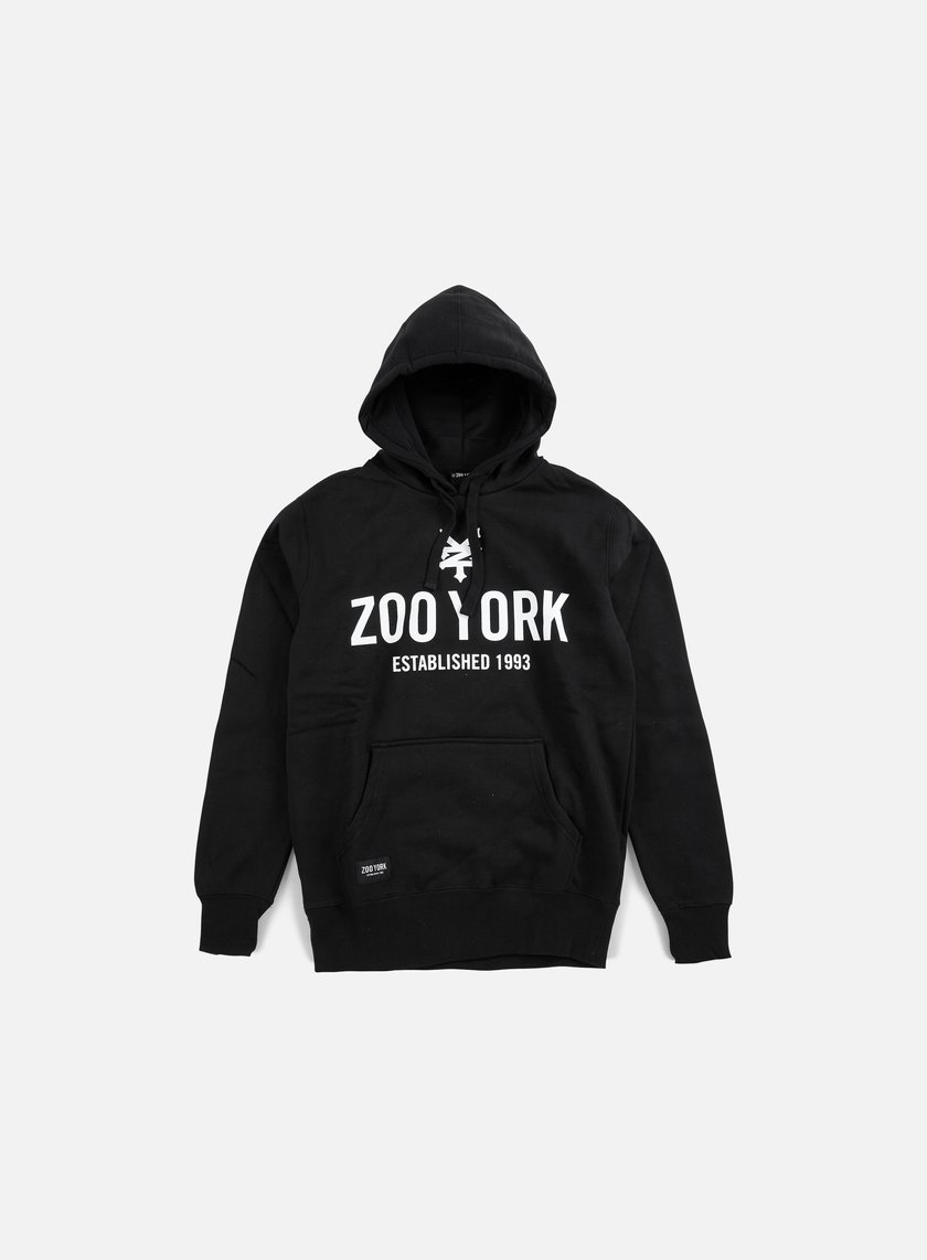 Zoo York - Beat Oh Hoody, Anthracite