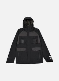 Adidas by White Mountaineering - WM Shell Jacket, Black 1