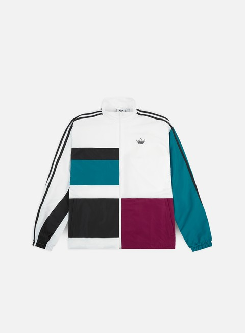 Light Jackets Adidas Originals Asymm Track Jacket
