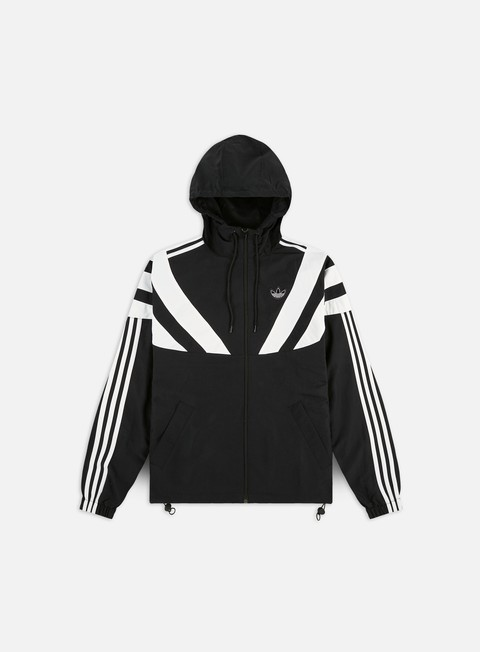Hooded Jackets Adidas Originals Balanta 96 Windbreaker