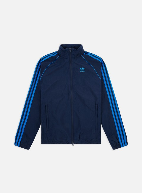 Hooded Jackets Adidas Originals BLC SST Windbreaker