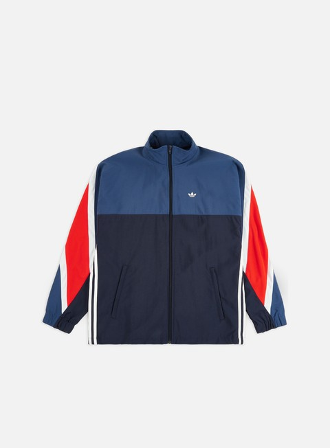 Light Jackets Adidas Originals Blueliner Track Jacket