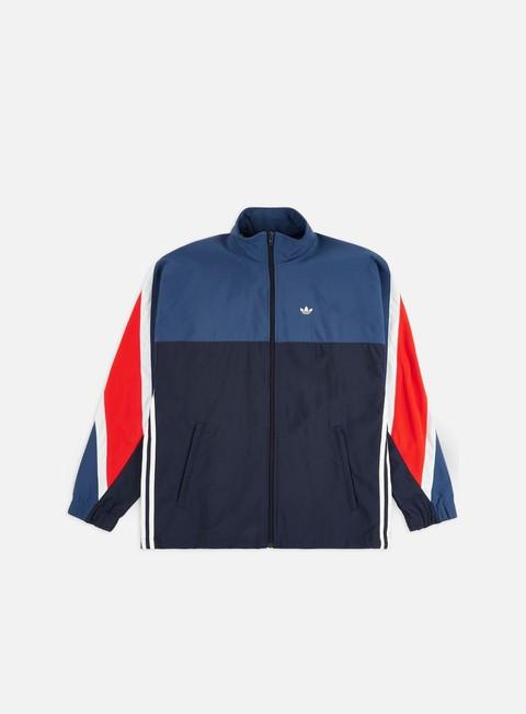 Light jackets Adidas Originals Blueliner Track Jacket