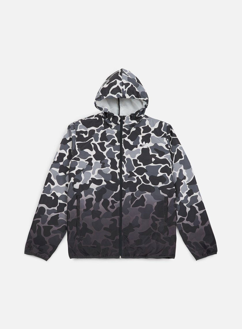 111947d1f635b ADIDAS ORIGINALS Camo Windbreaker € 50 Light Jackets | Graffitishop