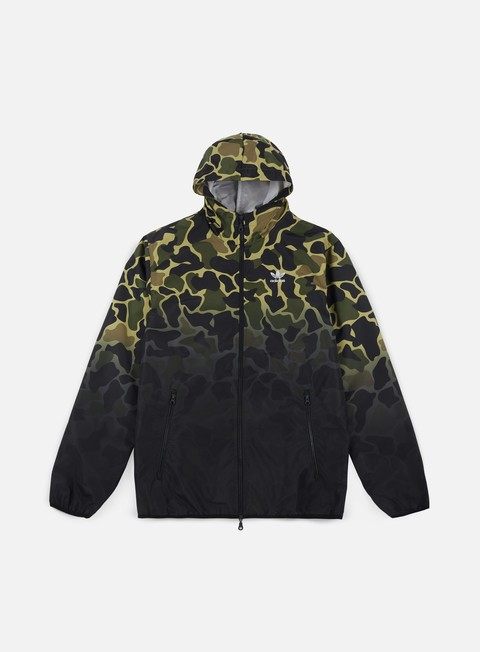 giacche adidas originals camo windbreaker multicolor
