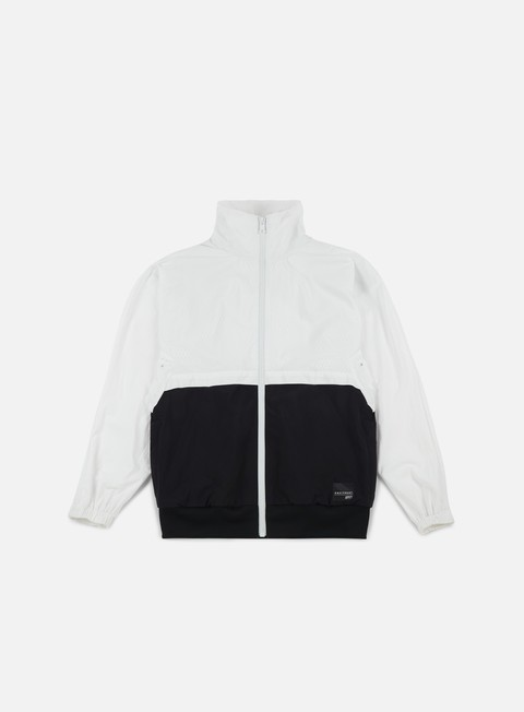 giacche adidas originals eqt track top vintage white mystery ink