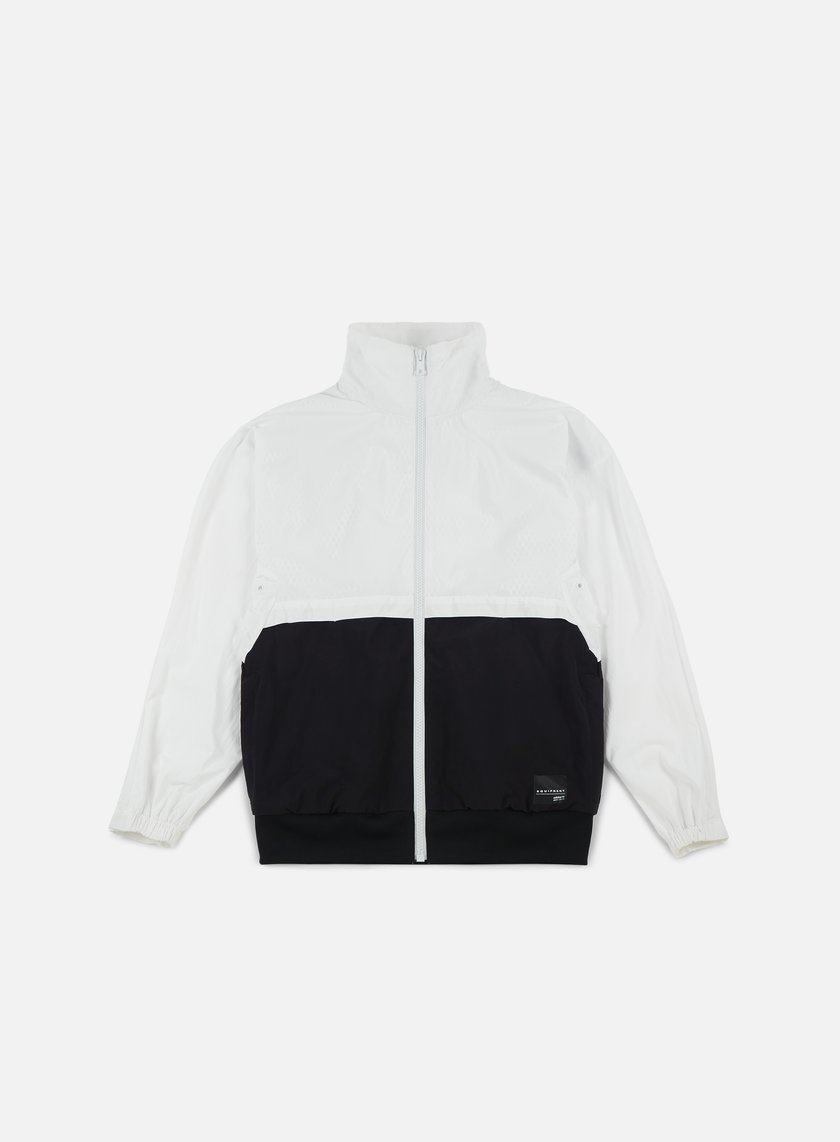 Adidas Originals - EQT Track Top, Vintage White/Mystery Ink