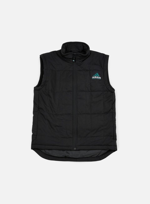 giacche adidas originals eqt vest black