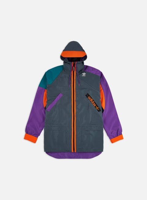 Hooded Jackets Adidas Originals Karkaj Windbreaker