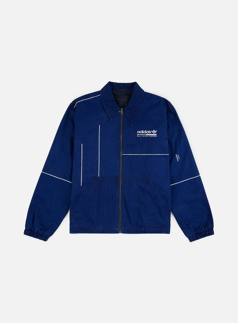 Sale Outlet Intermediate Jackets Adidas Originals Kaval Graphic Staple Jacket