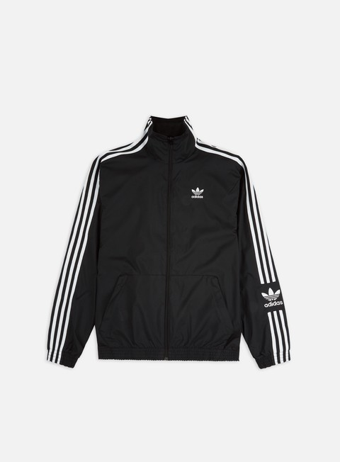 Light Jackets Adidas Originals Lock Up Track Top Jacket