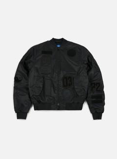 Adidas Originals Logo Padded Bomber Jacket