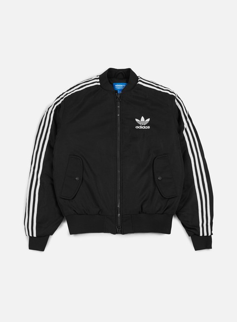 giacche adidas originals ma1 padded jacket black
