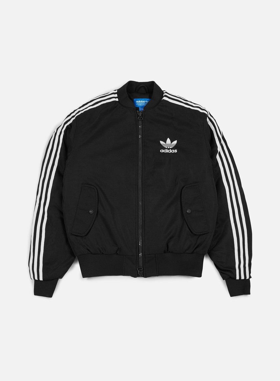 Adidas Originals - MA1 Padded Jacket, Black