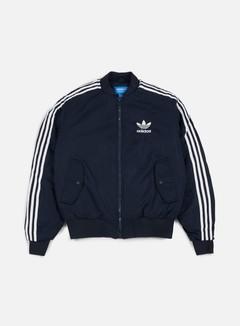 Adidas Originals - MA1 Padded Jacket, Legend Ink 1