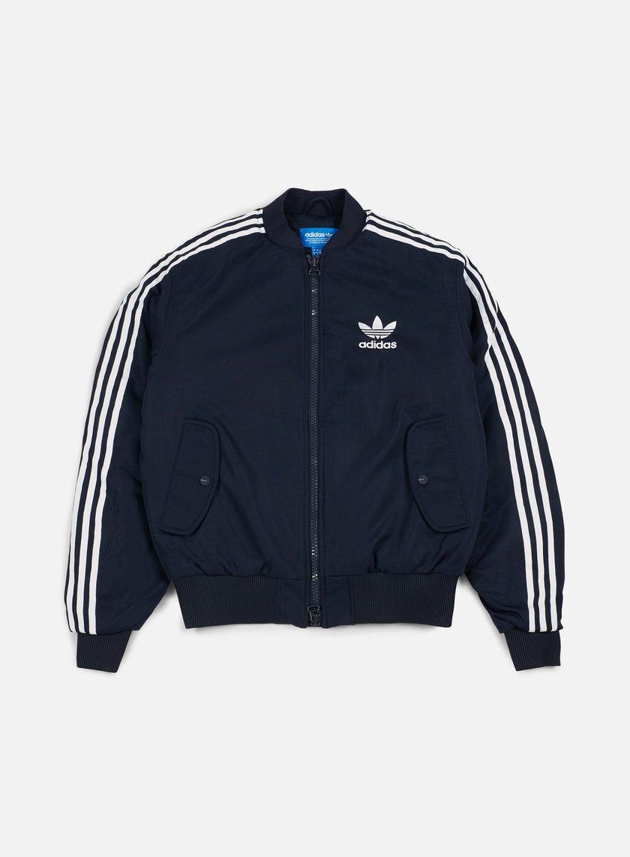 Adidas Originals - MA1 Padded Jacket, Legend Ink