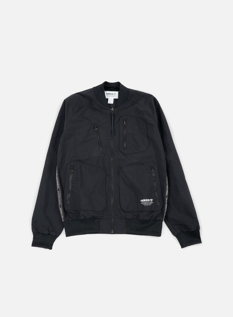 giacche adidas originals nmd urban track jacket black